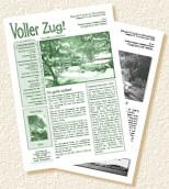 aktuelle Ausgaben unserer Mitgliederzeitung